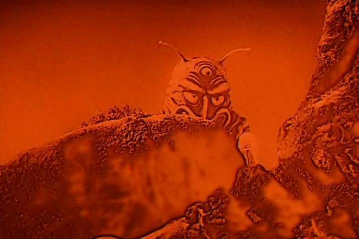 Marte: cinemagic