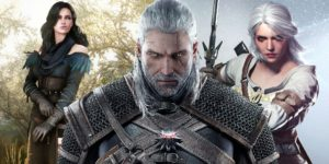 Lucca Comics - The witcher