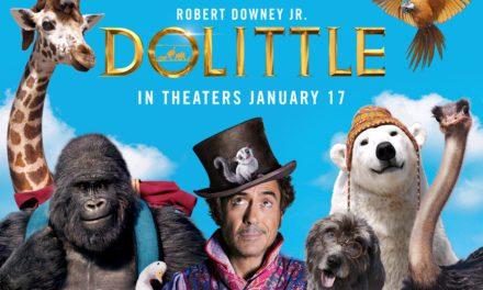 DOWNEY JR., DA IRON MAN AL DR. DOLITTLE