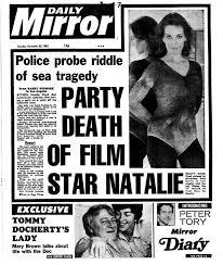 """La tragedia sul """"Daily Mirror."""""""