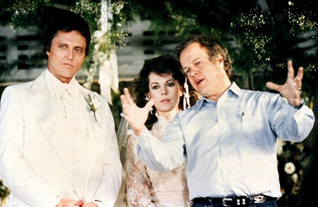 Christopher Walken, Natalie Wood e Douglas Trumbull