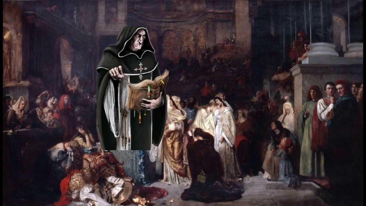 "Torquemada, definito ""un sicario della Chiesa"""