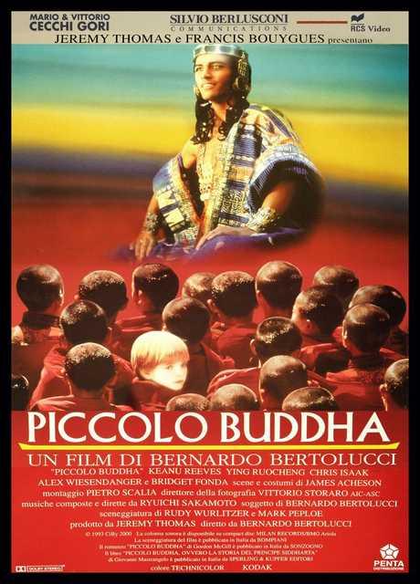 Piccolo Budda, reincarnazione
