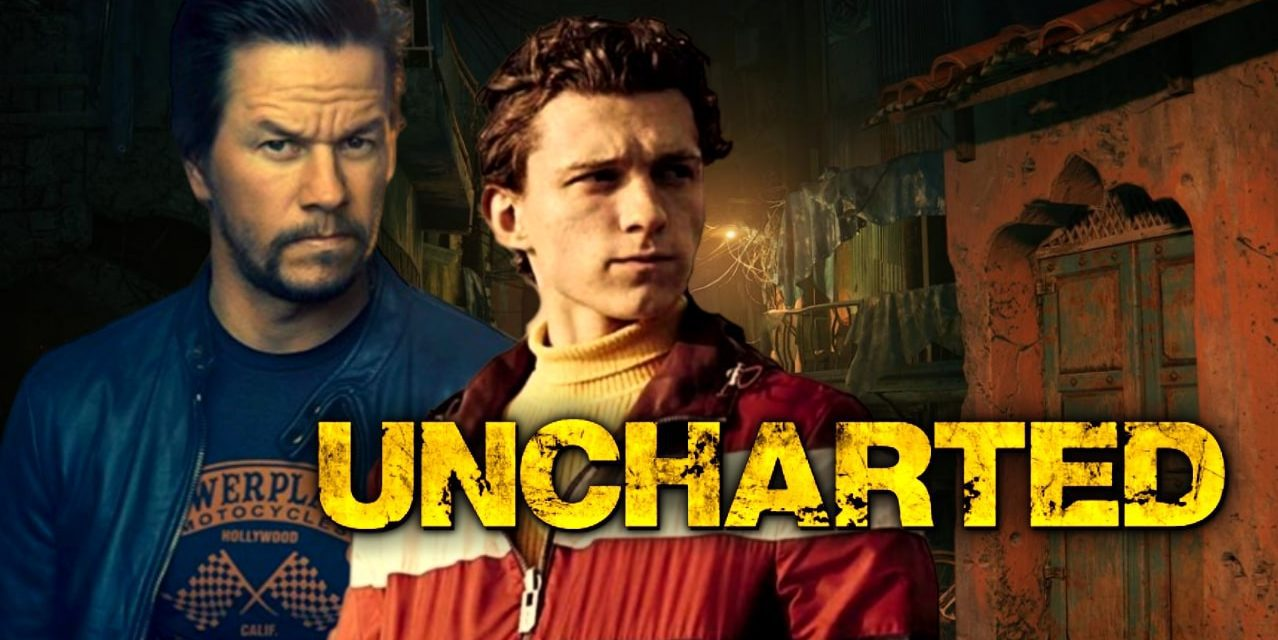 "MARK WAHLBERG E TOM HOLLAND CO-PROTAGONISTI DI ""UNCHARTED"""