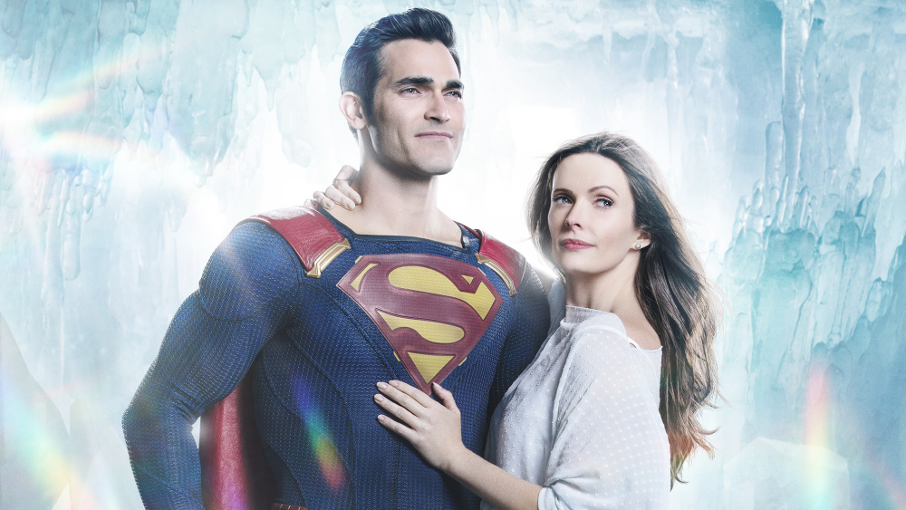 LOIS, SUPERMAN E CRISIS OF INFINITE EARTHS