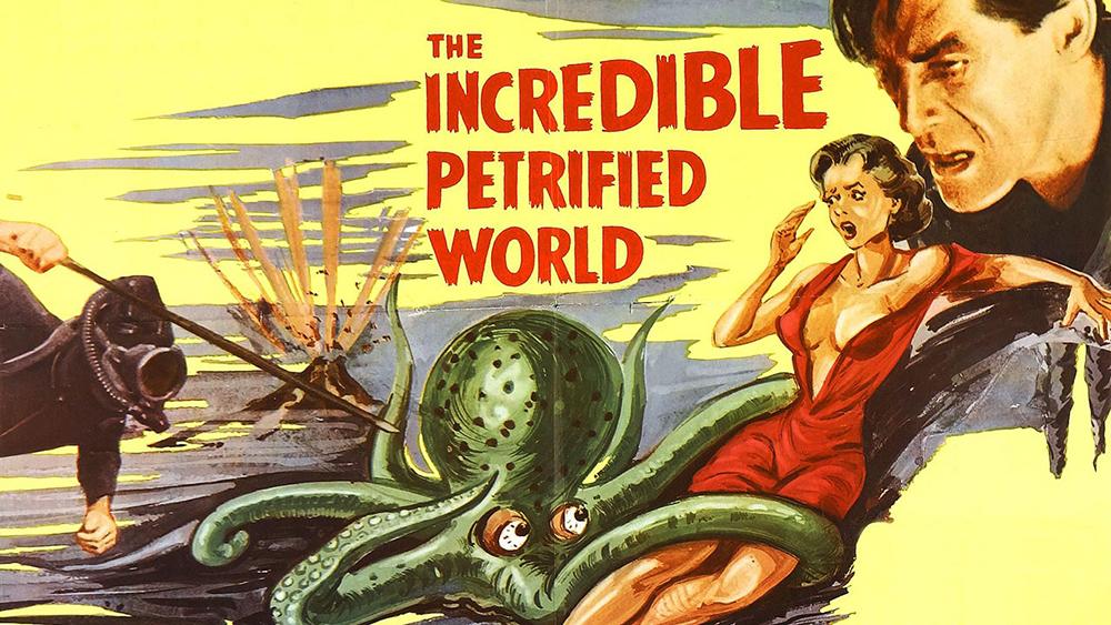 Petrified World, centro della terra