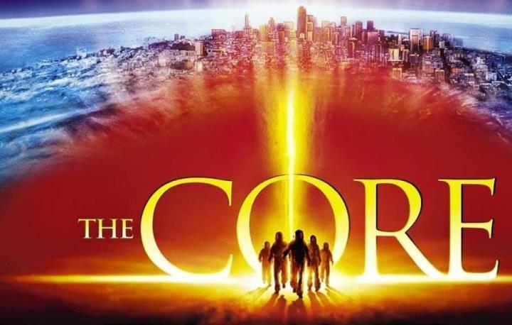 The Core, centro della terra