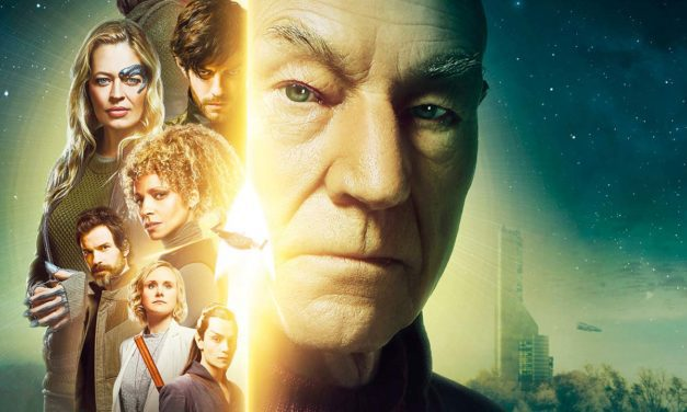 STAR TREK: PICARD, IL PRIMO EPISODIO