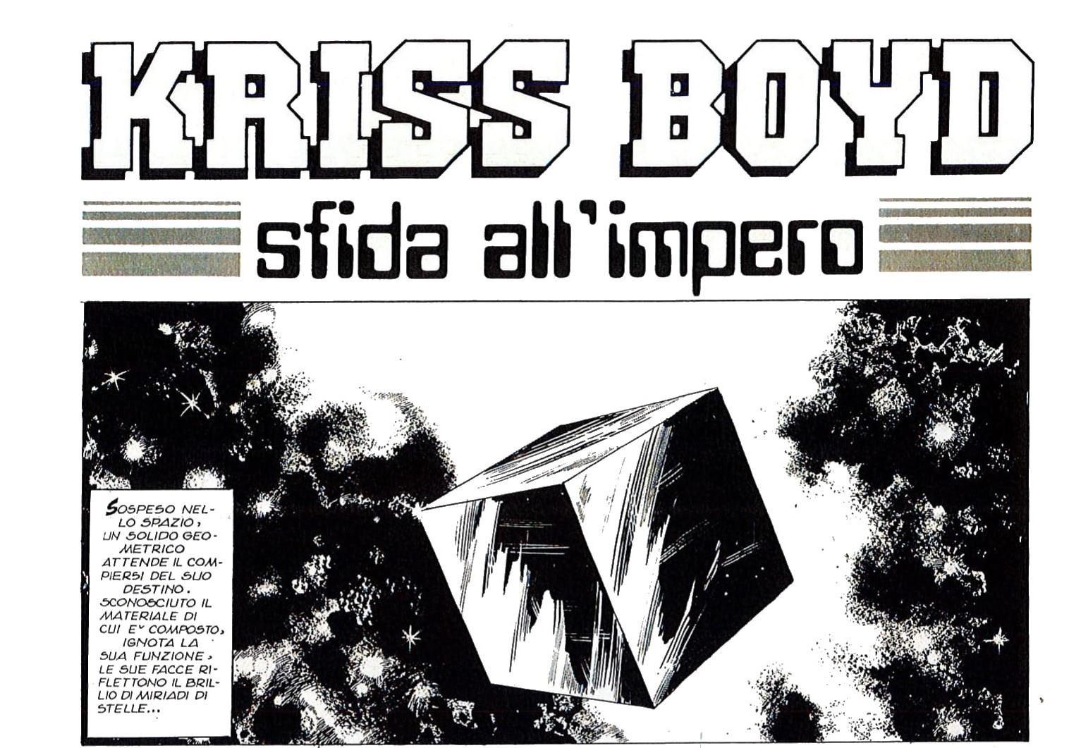 Kriss Boyd