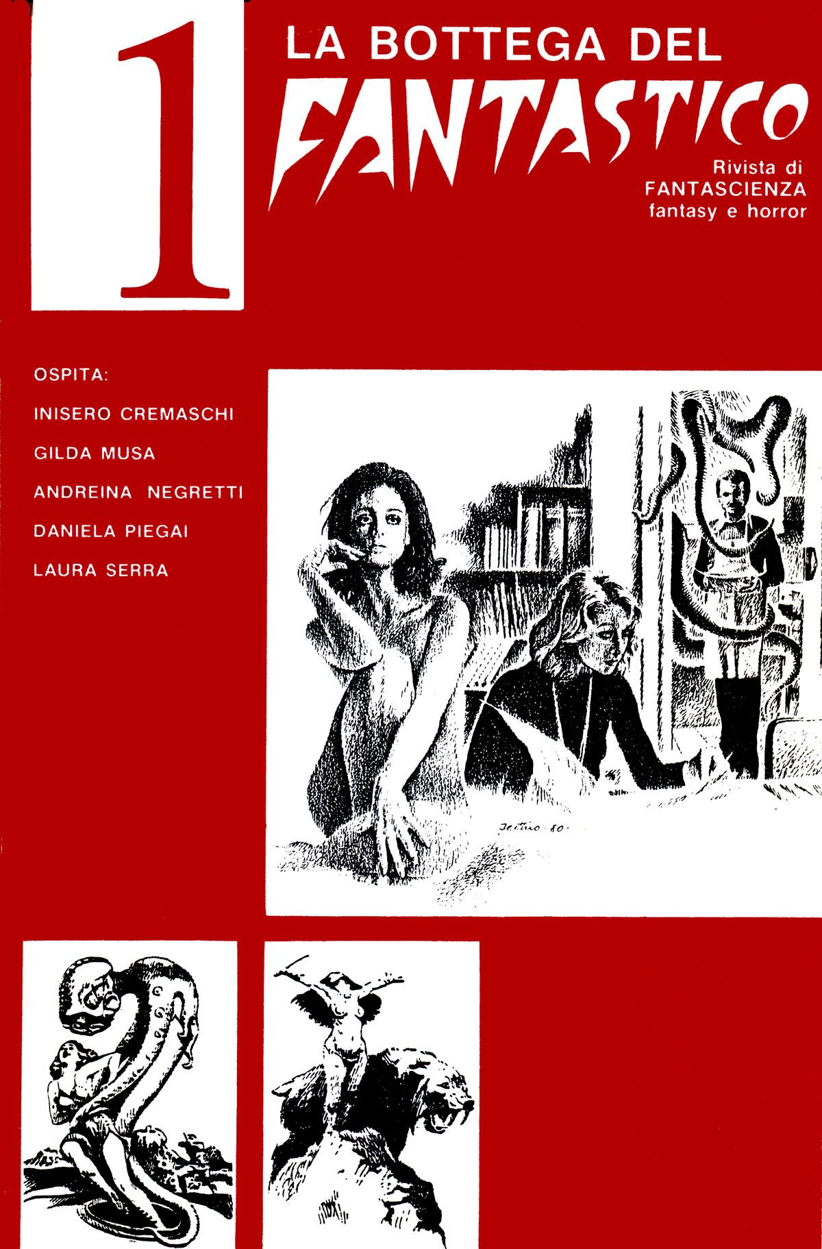 8 marzo: La donna, ne La Bottega del Fantastico
