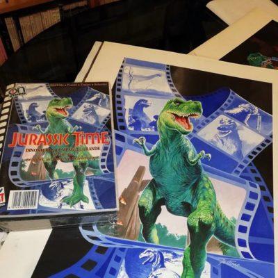 I dinosauri per Jurassic