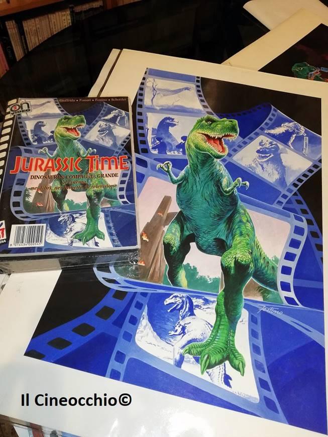 "I dinosauri per Jurassic"""