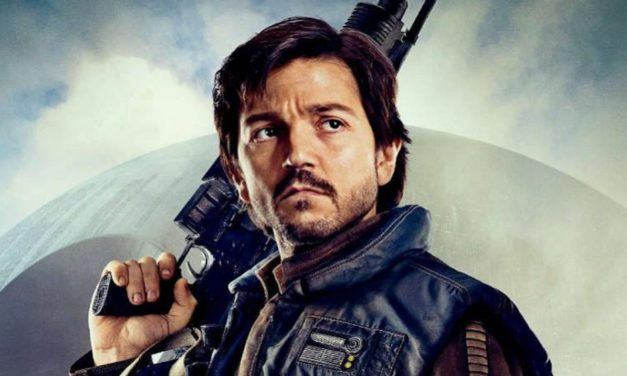SPIN OFF CON CASSIAN ANDOR (ROGUE ONE), SU DISNEY+
