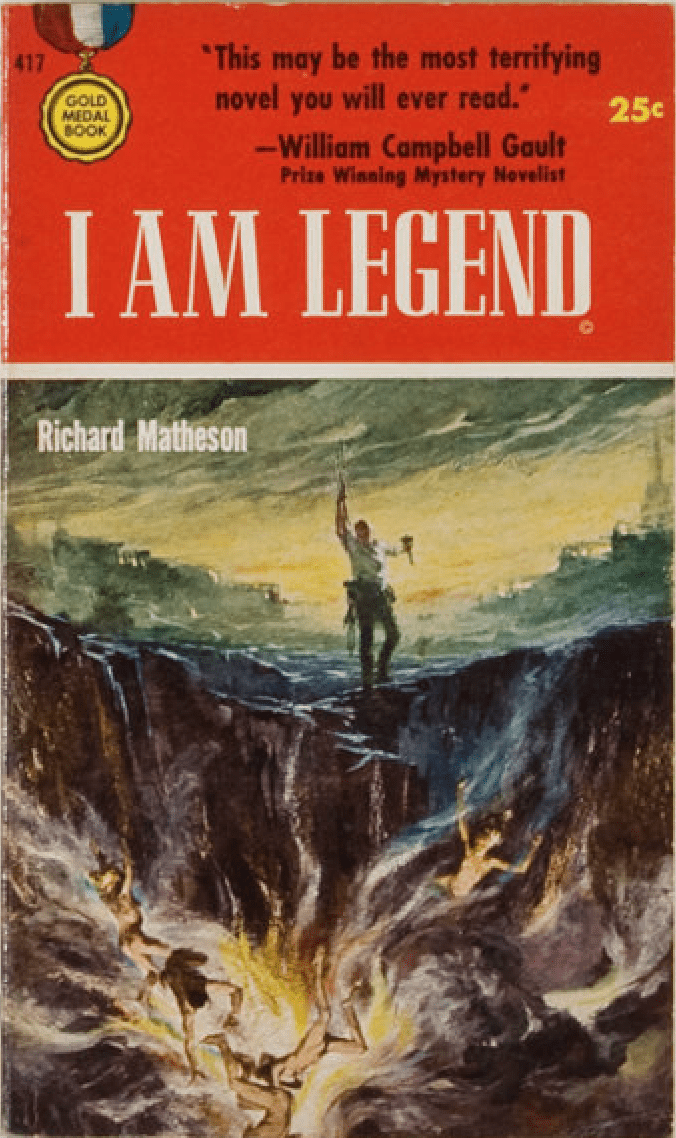 Matheson: I am legend