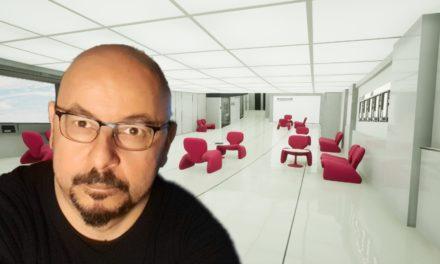 Roberto Azzara e la fantascienza