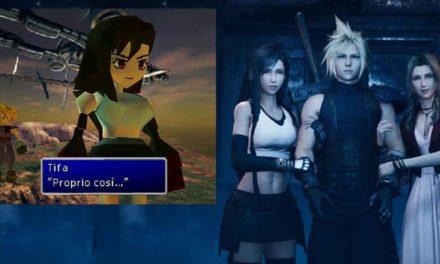 Ho giocato a Final Fantasy VII… un'altra volta