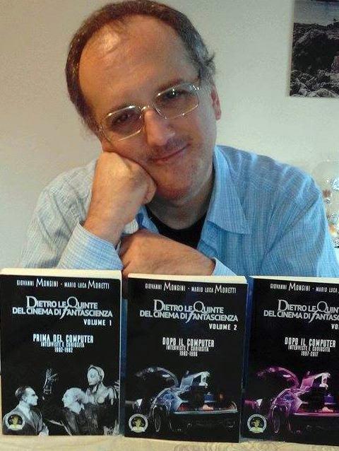 Mario Luca Moretti e i 3 volumi del Saggio