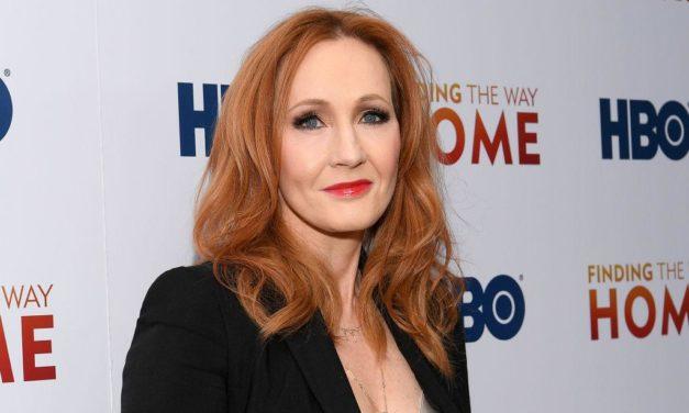 J.K. Rowling polemica