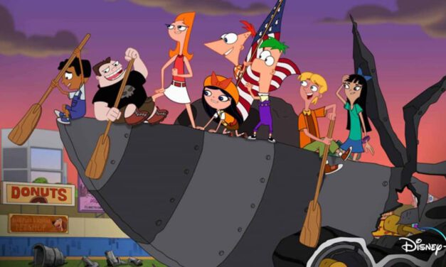 Phineas e Ferb Il Film da Disney+