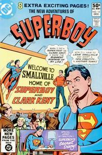 Smalville: Superboy