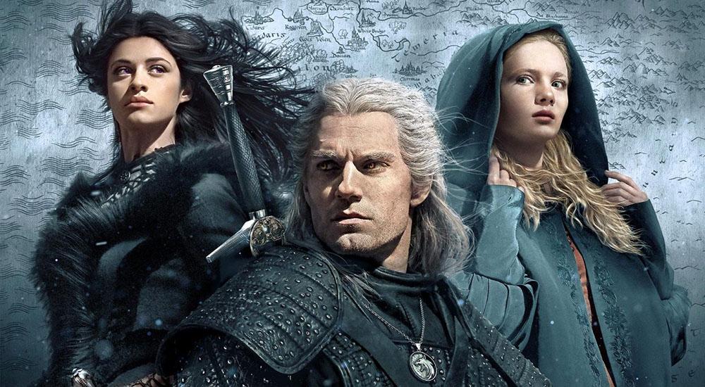 'The Witcher: Blood Origin'  prequel da Netflix