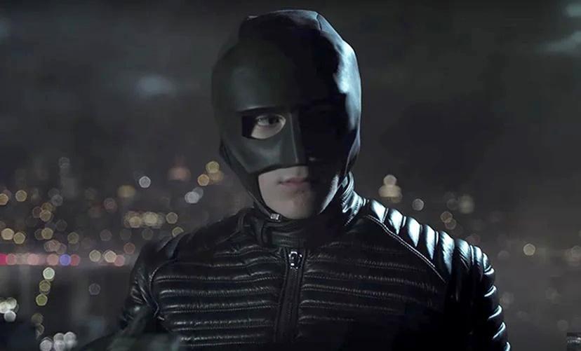 Batman, ultima inquadratura in Gotham