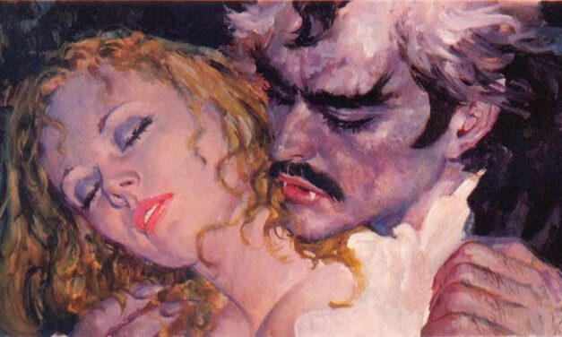 Fernando Fernández e Dracula di Bram Stoker