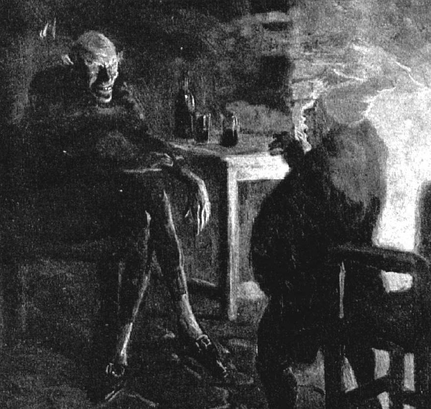Affare sfumato: Edgar Allan Poe