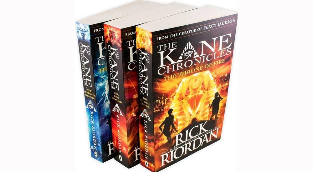 The Kane Chronicle diventerà una serie di film per Netflix