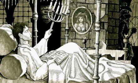 """""""Vita in morte"""" di Edgar Allan Poe"""