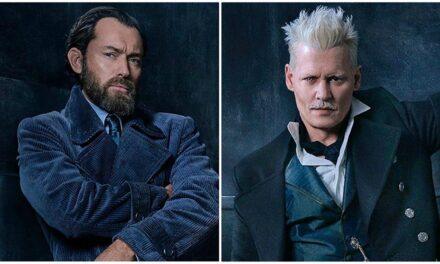 Johnny Depp fuori dal cast di Animali Fantastici 3