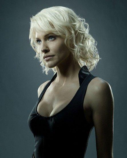 Battlestar Galactica: Tricia Helfer