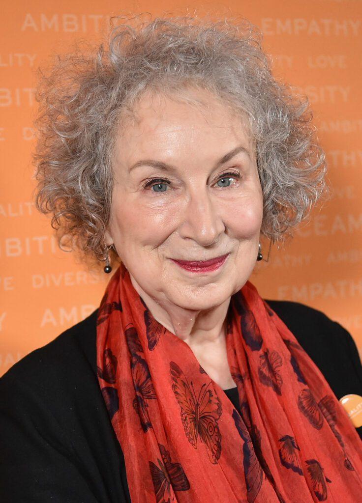 Autrice di Handmaid Tale: Margaret Atwood