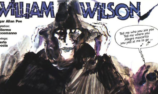 Poe a fumetti: William Wilson