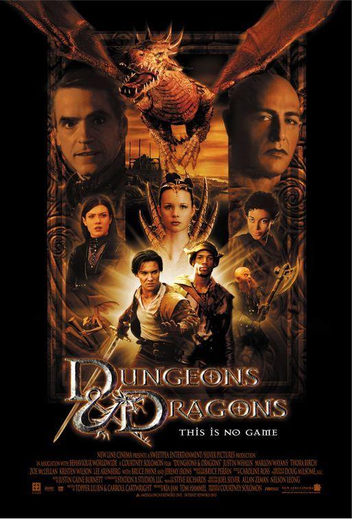 Dungeons & Dragon 2021