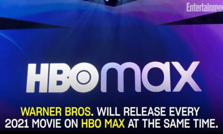 Warner Bros. HBO Max planning 2021