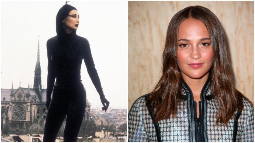 Alicia Vikander sarà Irma Vep nel reboot tv