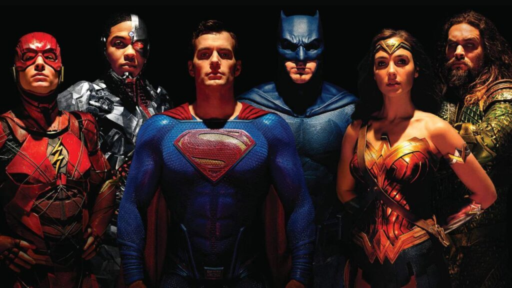 Justice League Final Cut di Zack Snyder