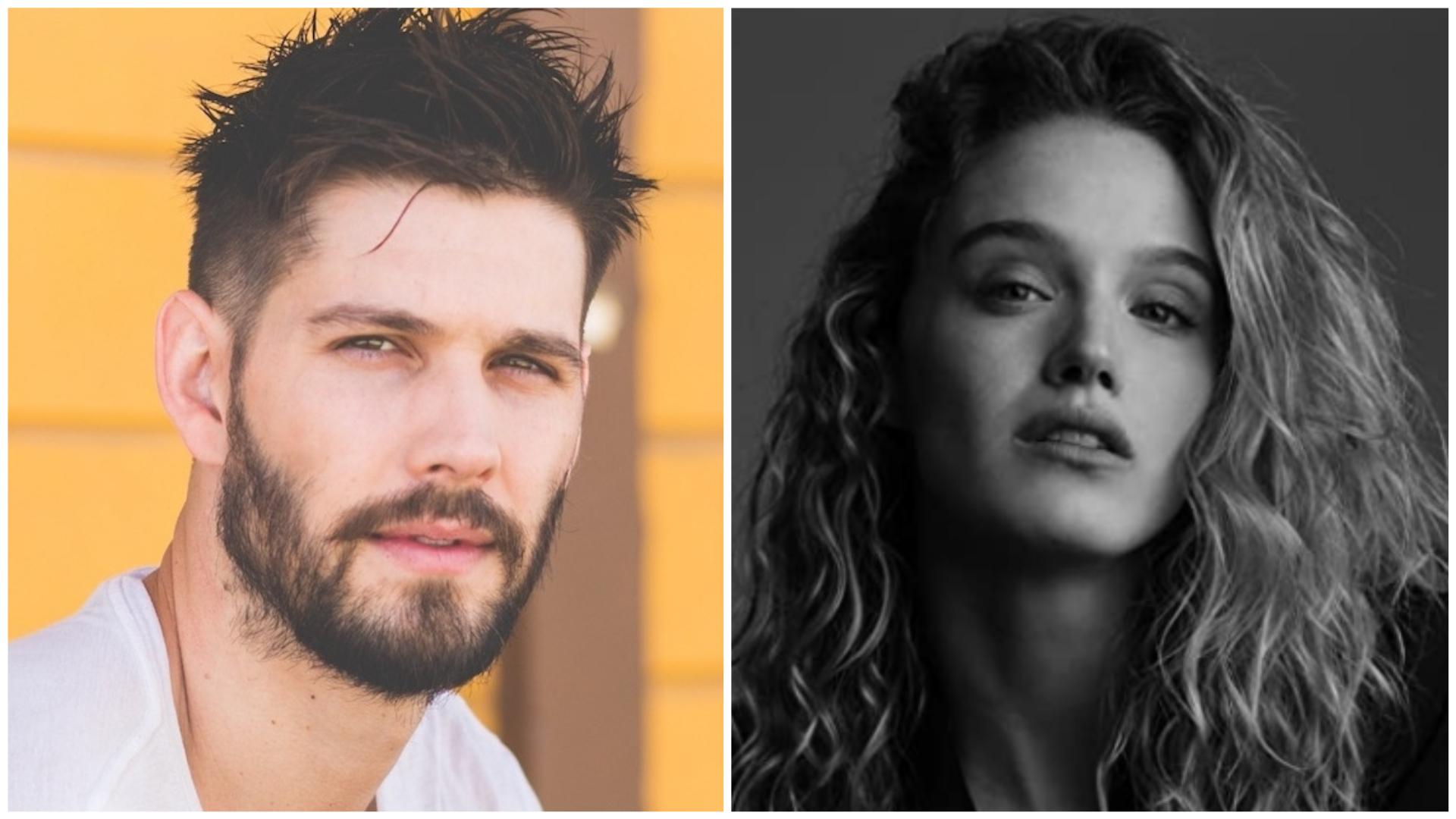 Tentacles: Casey Deidrick e Dana Drori