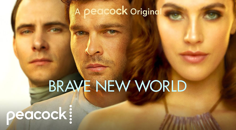 Cancellata (ma forse no) la serie Brave New World