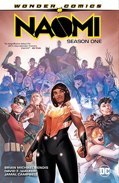 Naomi: Wonder Comics