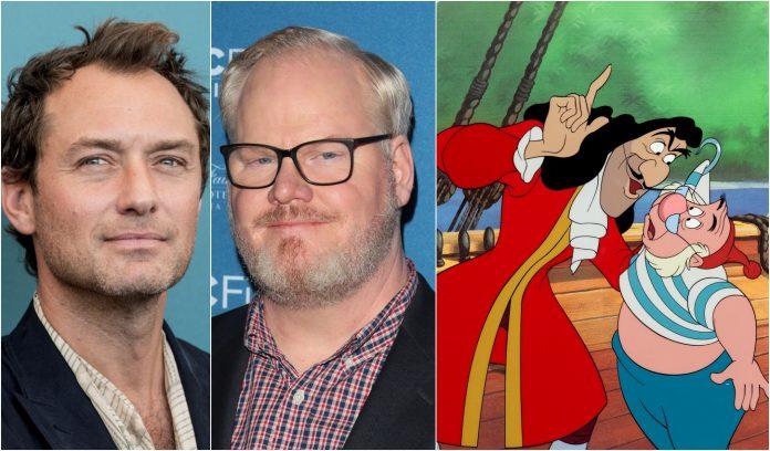 Peter Pan & Wendy: Capitan Uncino e Spugna