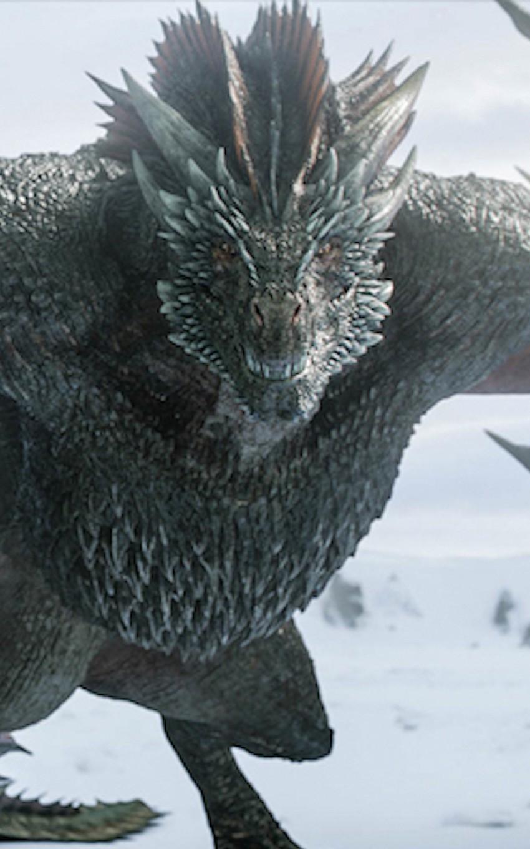 spin-off del trono di spade: il drago