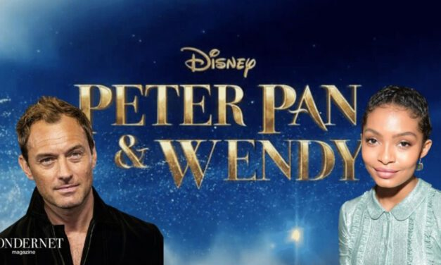 Peter Pan & Wendy, nuovo Live-Action Disney