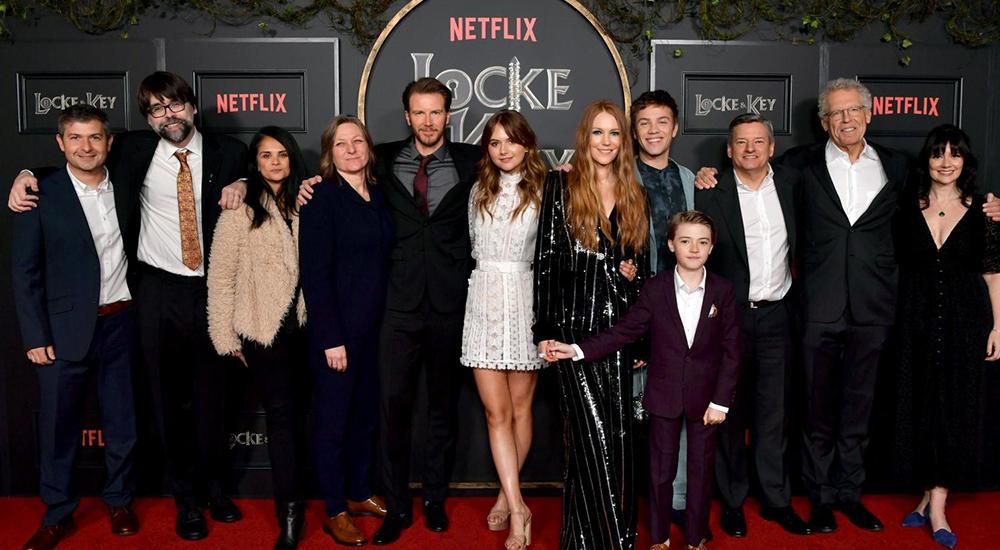 Locke and Key è stato rinnovato per la terza stagione su Netflix