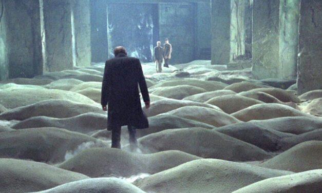 STALKER, sceneggiato da Arkady e Boris Strugatsky