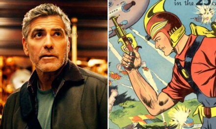 Buck Rogers, la nuova serie, sarà prodotta da George Clooney per Legendary