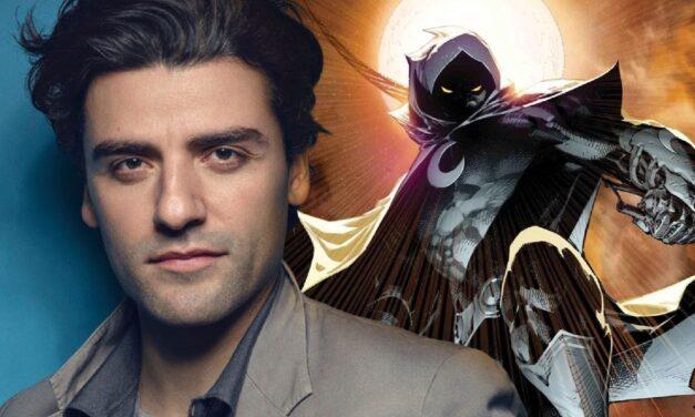 Oscar Isaac sarà Moon Knight