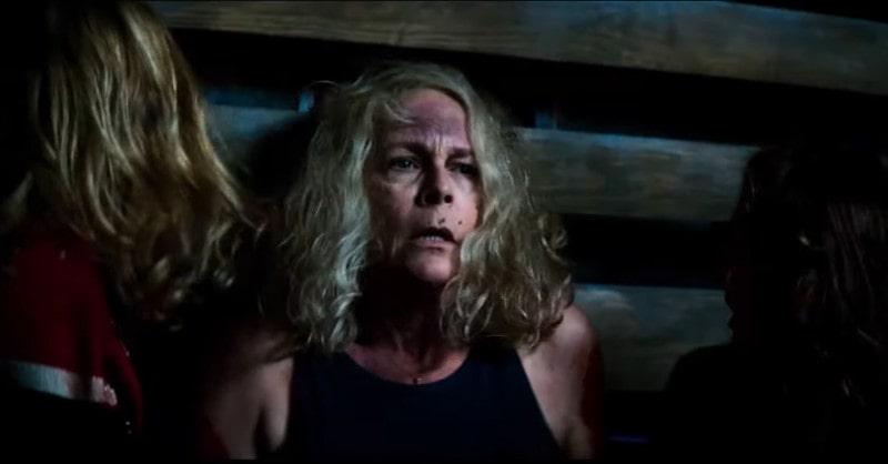 Jamie Lee Curtis, in Halloween Kills alla 78a Mostra Internazionale di Venezia
