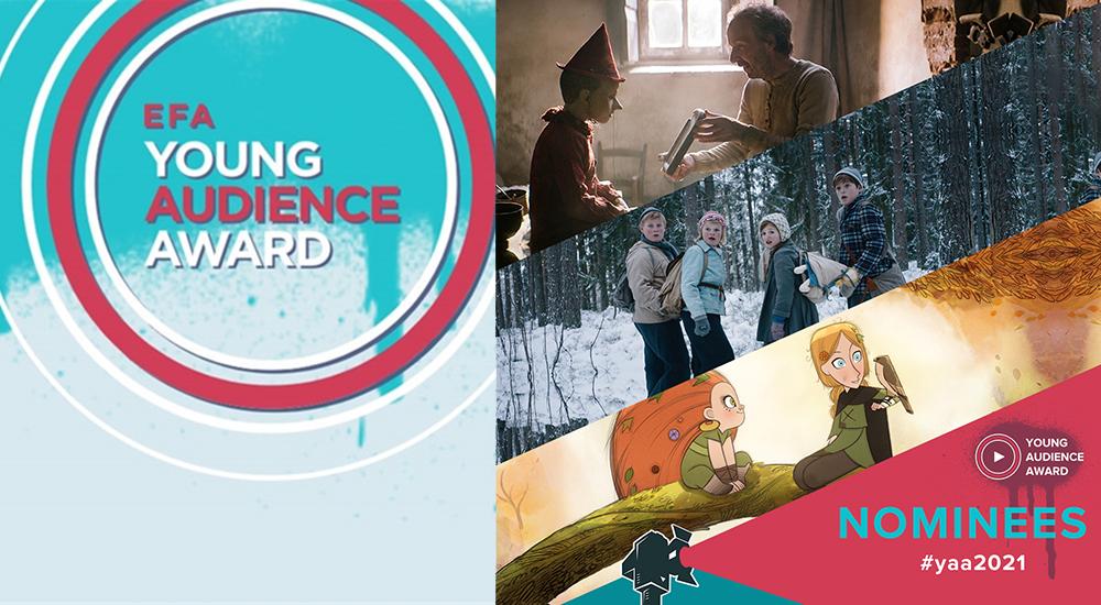All'EFA Young Audience Award 2021 il fantastico è presente
